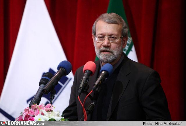 لاریجانی، جواب سعید جلیلی را داد
