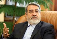 وزیر کشور به استان هرمزگان سفر میکند