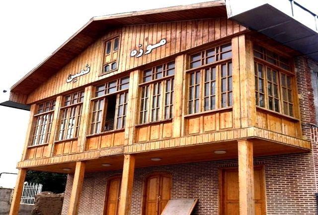 5 بنای تاریخی در نمین تعیین حریم شد