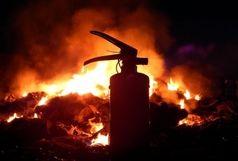 جزئیات آتش سوزی خیابان چمران/سوختگی شدید مرد35ساله