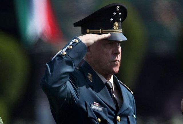 آمریکا، وزیر دفاع سابق مکزیک را بازداشت کرد