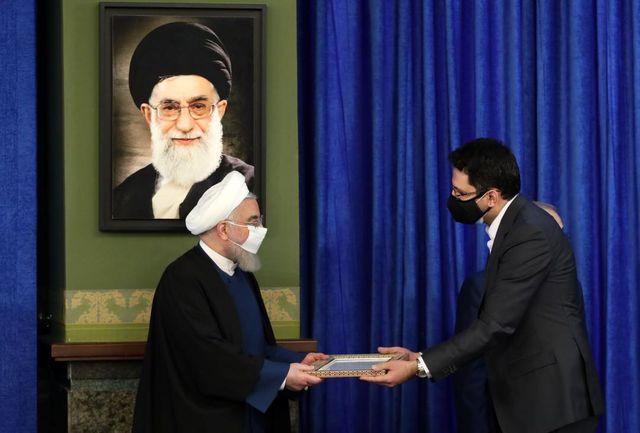 تقدیر رییس جمهور از محمد کبیری