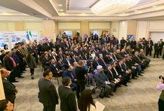 اولین نمایشگاه اختصاصی ایران در تاشکند افتتاح شد