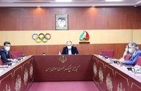 برگزاری نشست کمیسیون صلح و ورزش کمیته ملی المپیک