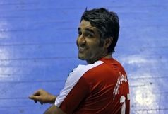امیدوارم پرسپولیس صدرنشین شود/ خاطره خوشی از بازی در اصفهان دارم