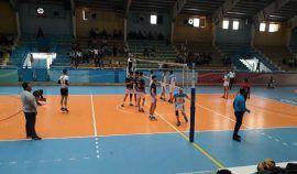 رقابت های والیبال دسته اول جوانان کشور در قزوین آغاز شد