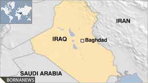 انفجار شدید در بغداد/ بالگردها به پرواز درآمدند