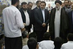 بازدید سرزده رئیسی از زندان مرکزی اصفهان