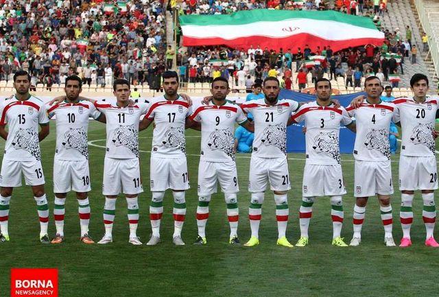 نایمخن، میزبان دیدار دوستانه ایران و ونزوئلا