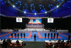 تقویم سال 2019 فدراسیون جهانی کاراته