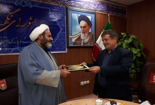 تقدیر مسئول دفتر شورای نگهبان کهگیلویه و بویراحمد از عملکرد مخابرات استان