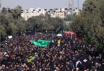 پیاده روی پیاده روی جاماندگان اربعین حسینی(ع) - ۳