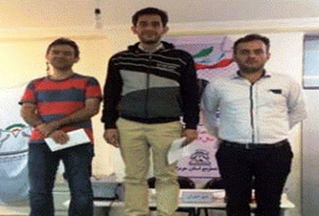 شطرنج باز کرمانی فاتح مسابقات جام ساحل شد