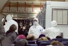مسافران آمریکایی کشتی کروز در پایگاههای ارتش قرنطینه میشوند