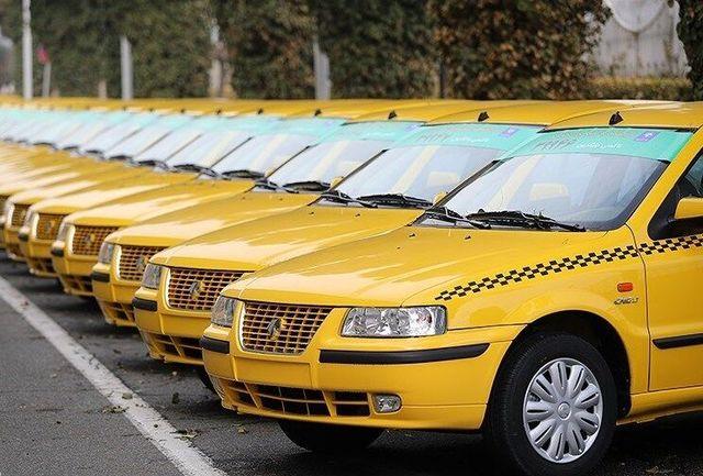 ۶۴ هزار دستگاه تاکسی نوسازی شد