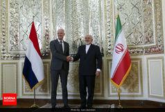 وزیر خارجه هلند با ظریف دیدار کرد/ برجام، اینستکس و سانحه سقوط هواپیمای اوکراینی، محور دیدار دو جانبه