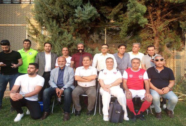 مراسم گلریزان برای آزادی زندانیان اقدام شایستهای از سوی جامعه فوتبال بود/ به دنبال آمدن به لیگ آزادگان هستیم