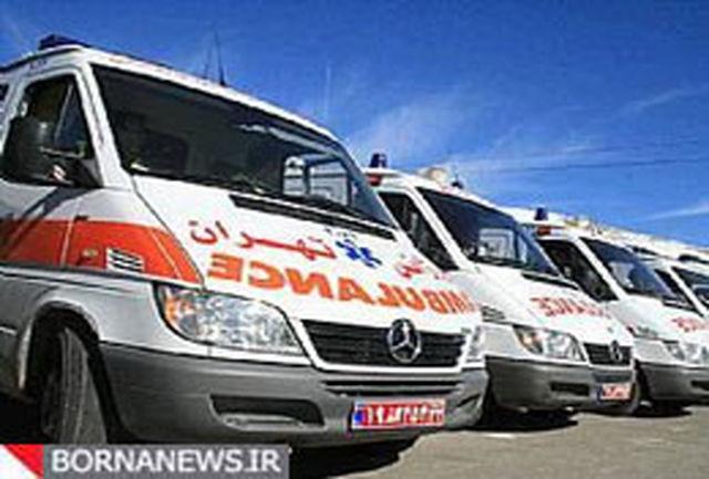 تمهیدات اورژانس تهران برای مراسم چهارشنبه سوری