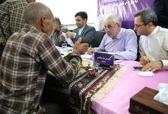 رسیدگی به ۳۰۰ درخواست در ملاقات مردمی استاندار در فاروج