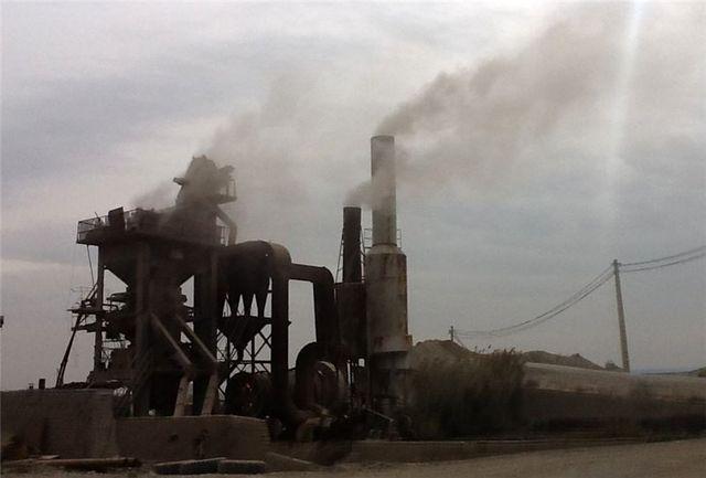 ۲ واحد صنعتی آلاینده زیست محیطی در دلیجان پلمپ شدند