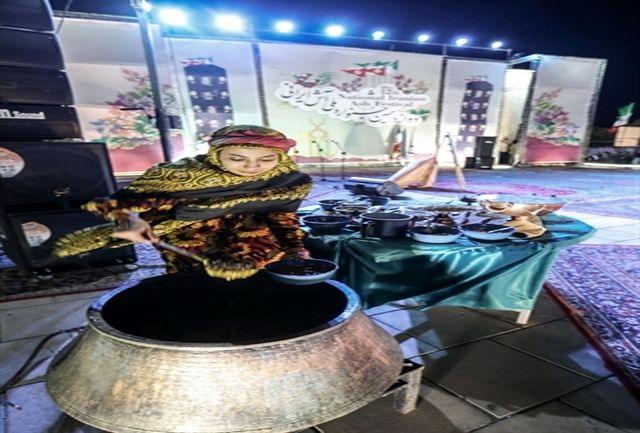چهاردهمین جشنواره ملی آش ایرانی امروز در زنجان آغاز بکار می کند