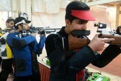 برترین های مسابقات تیراندازی استان لرستان مشخص شدند