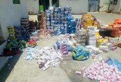 کشف محموله بزرگ قاچاق اقلام دارویی در سیستان و بلوچستان