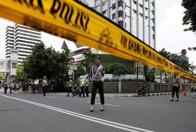 انفجار در اداره پلیس در اندونزی/ تعداد قربانیان مشخص نیست