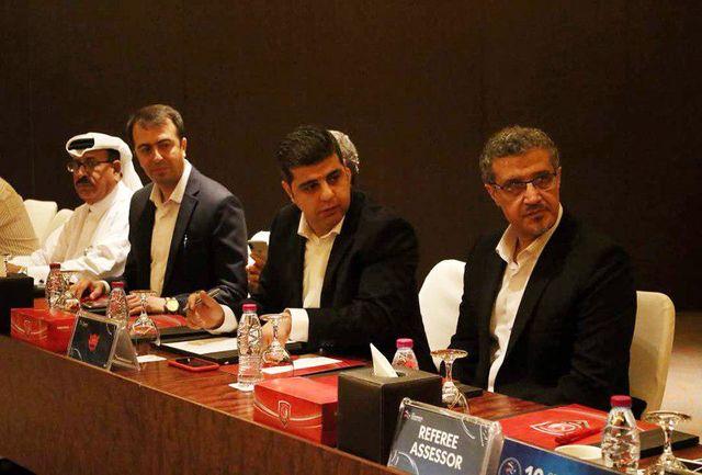 جلسه هماهنگی دیدار پرسپولیس-الدحیل برگزار شد