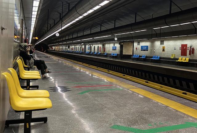 کاهش فعالیت خدمات رسانی متروی تبریز
