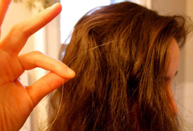 معجون خانگی بی نظیر برای رفع سفیدی موها!