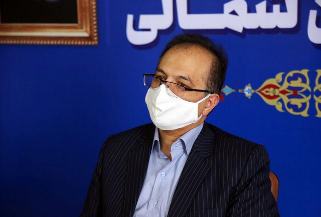 بستری ۲۳۰ بیمار مبتلا به کرونا در استان