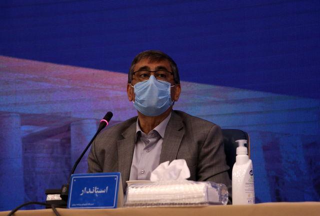 انتخابات دراستان با امنیت کامل و با رعایت پروتکل های بهداشتی در حال انجام است