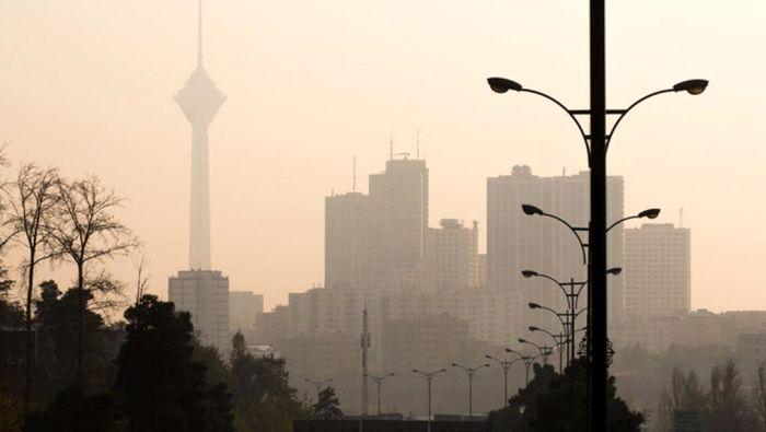 افزایش تعداد روزهای آلوده در تهران