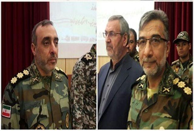 سرهنگ سلیمانیان بعنوان فرمانده جدید تیپ ۴۰ متحرک هجومی ارتش معرفی شد