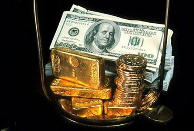ثبات در بازار سکه/ افت ۳۲ تومانی دلار