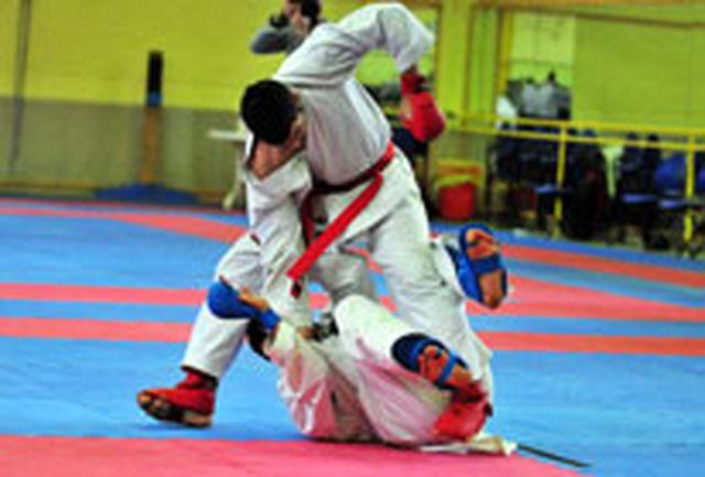 تیم ملی کاراته در مسابقات غرب آسیا شرکت می کند