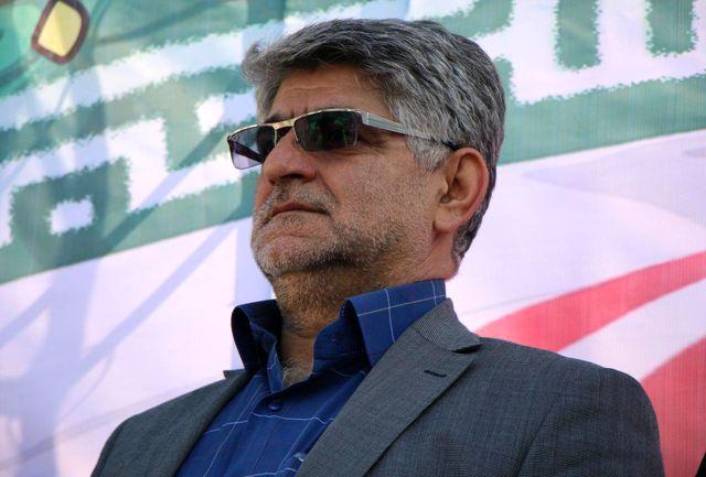 بخشدار کهریزک از حضور حماسی مردم  در راهپیمایی یوم الله 13 آبان در بخش کهریزک قدردانی کرد