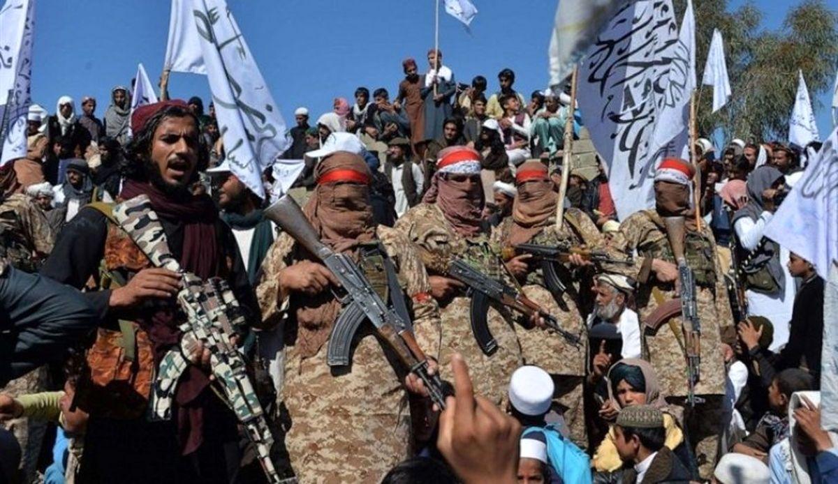 این هم از طالبان مدرن+تصویر