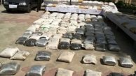 کشف 13 تن پیش ساز مواد مخدر توسط مرزبانان اقتصادی