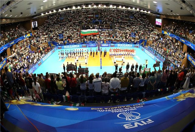 ایران و لهستان صدرنشینان گروه چهارم