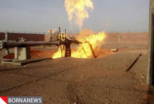انفجار خط انتقال گاز مصر به سرزمین های اشغالی