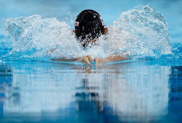 خبازیان و مبرز مشاوران عالی تیم ملی شنا شدند