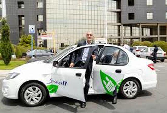 برنامه تاکسیرانی برای ورود تاکسیهای تمام برقی به پایتخت چیست؟