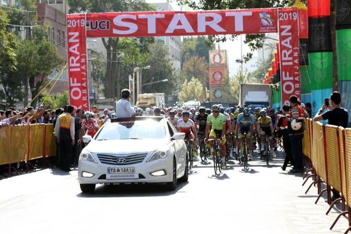 نفرات برتر مرحله سوم تور دوچرخه سواری آذربایجان مشخص شدهاند