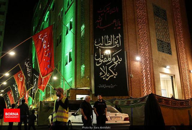 المان اشک و شمع در شهر اصفهان نصب میشوند