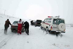 برف و کولاک 14 استان استان کشور را فرا گرفت