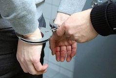 دستگیری 4 نفر به اتهام حمل و نگهداری ادوات غیرمجازحفاری