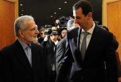 دیدار کمال خرازی با رییس جمهور سوریه