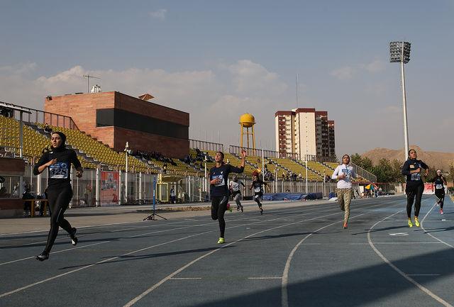 کسب ۲ مدال دوندگان آذربایجانغربی در مسابقات قهرمانی کشور
